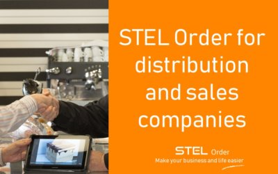 Business management and invoicing software for distribution and sales