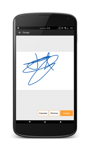 Cómo firmar facturas digitalmente