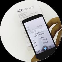 Registar gastos con STEL Order y añadir fotos a tu software de gestión.