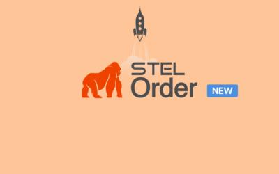 Nouvelle version STEL Order – 3.17.1