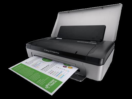 Cómo imprimir documentos con el móvil o tablet