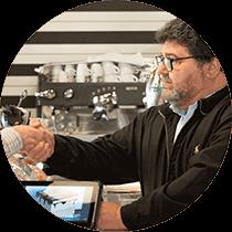 aromaline utiliza el programa de gestion empresarial de stel order
