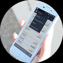 Crea facturas con el móvil y STEL Order