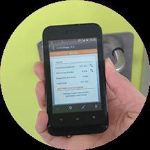 Gestionar clientes desde el móvil con el CRM de STEL Order.